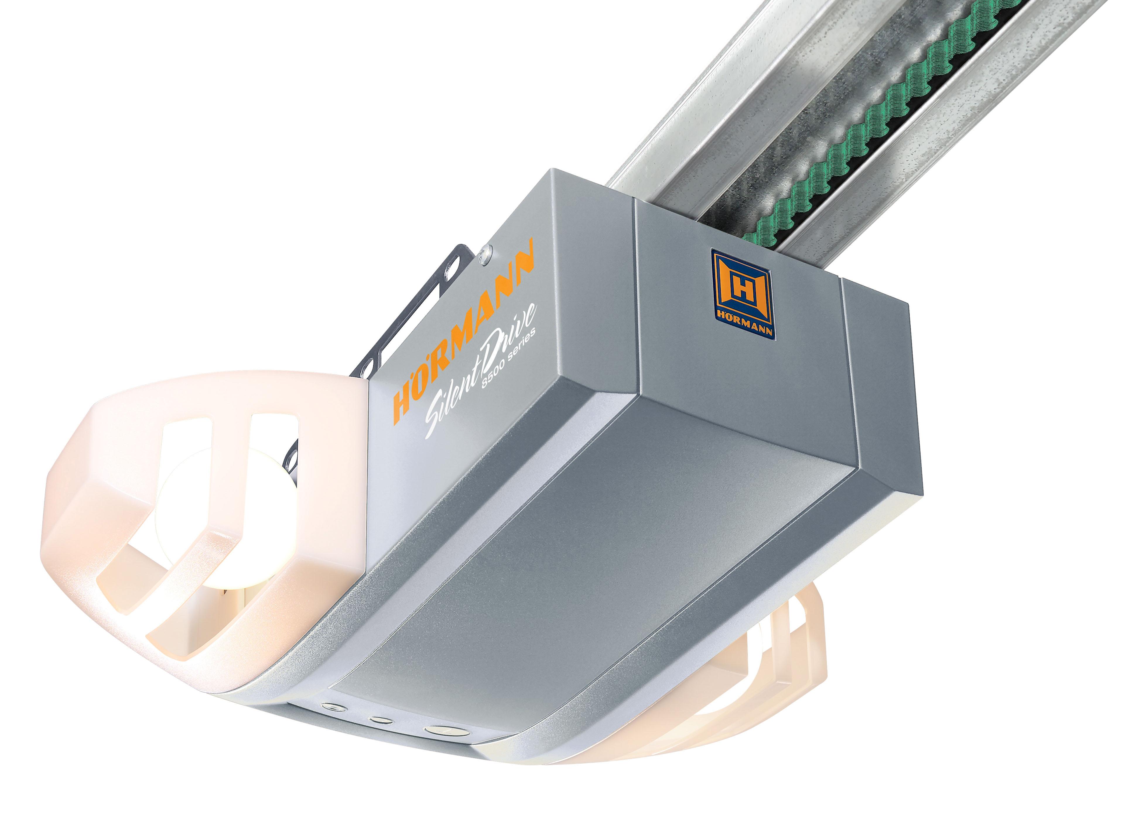 Hormann 8500 Silent Drive Belt Operator 12 Rail